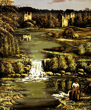 Paysage  (traditionnel 1999 )