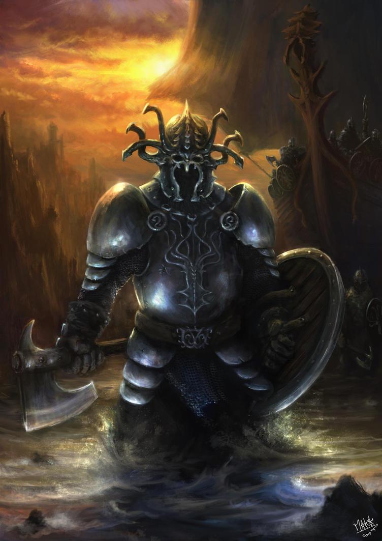 Victarion Greyjoy by JKCollison on DeviantArt |Victarion Greyjoy Helm