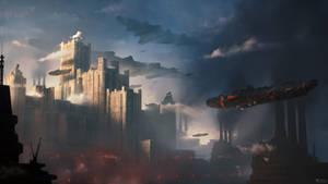 Rebellion - The Lancaster war machine wakes