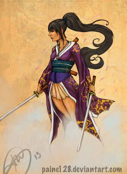 Samurai Vintage