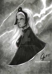 Storm-Greyscale