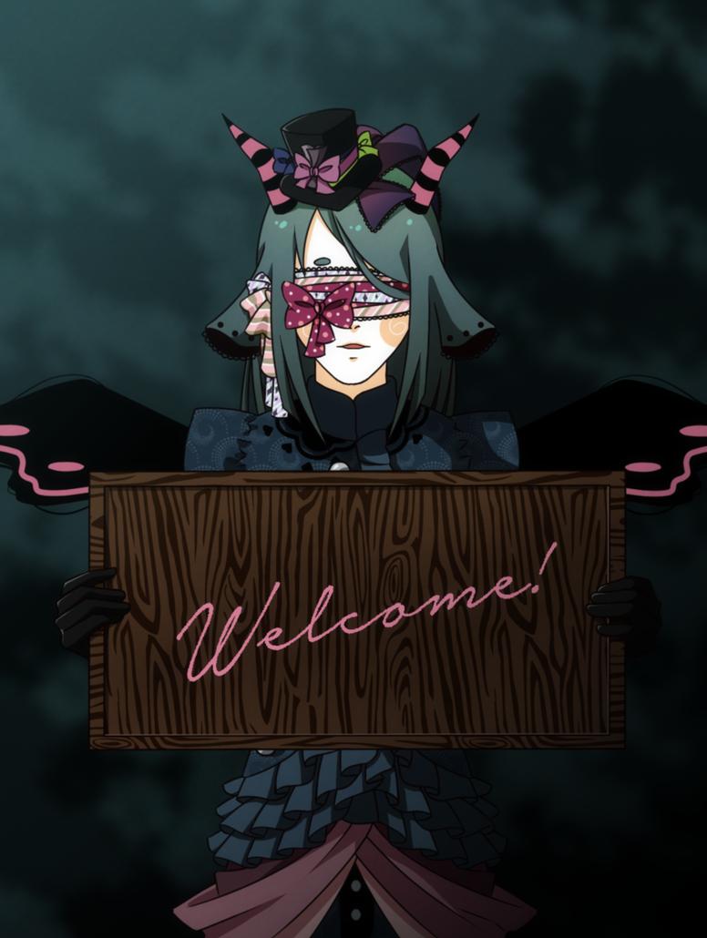 Welcome... by XxYorunoHimexX