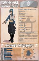 Uranami Utaro - Pre Time Skip Profile by XxYorunoHimexX