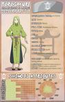 Furukawa Kiryuu - Pre Time Skip Profile