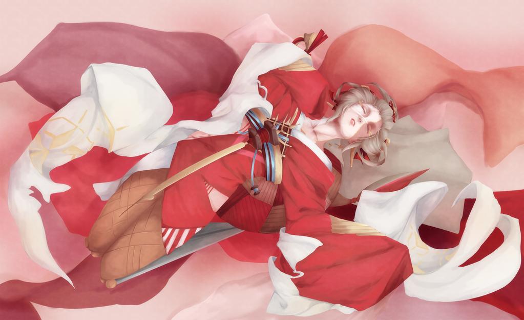 Kosodenote - Onmyoji Contest by XxYorunoHimexX
