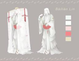 Bailian Lin