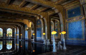 Roman Pool by pacmangeek