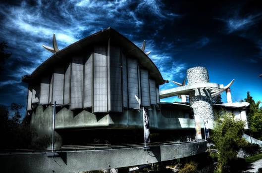 Lacma Building
