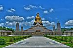 Buddha by pacmangeek