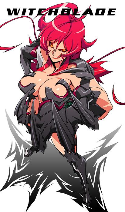 witchblade funart by Ryo-ta on DeviantArt
