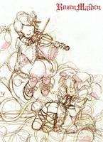 RozenMaiden funart by Ryo-ta