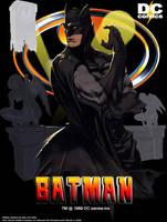 batman funart by Ryo-ta