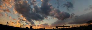Sky panorama 01 by Ryo-ta