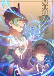 pixiv fantasia illustlation6 by Ryo-ta