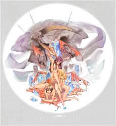 pixiv fantasia illustlation9 by Ryo-ta
