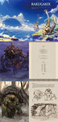 2010 Artbook by Ryo-ta