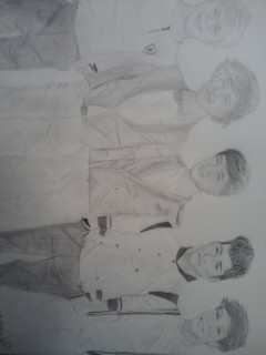 1D Full Picture by AriesArtist22