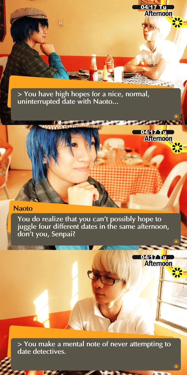 Persona 4 dating nanako anime 5