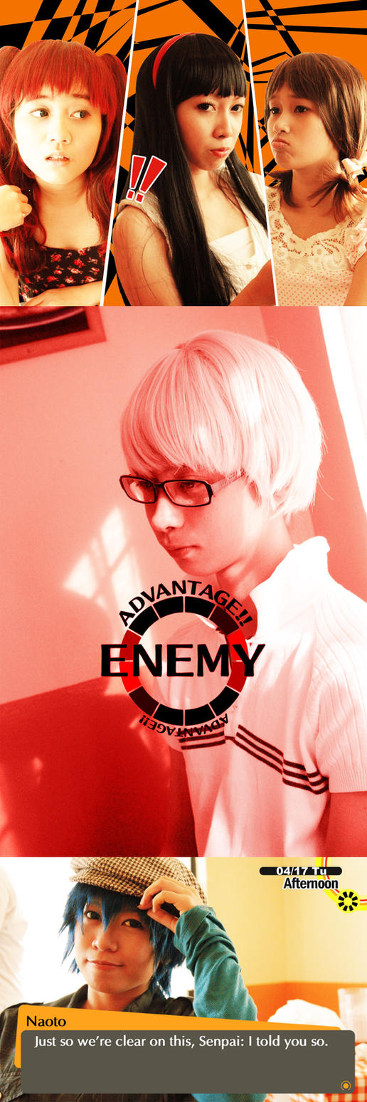 Persona 4 dating nanako anime 6