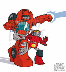 Animated GoBots_Turbo by a-loft-on-cybertron