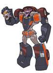 Animated GoBots_Crasher