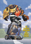 Gobots Puzzler -commission-