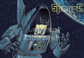 Spay-c coming out by a-loft-on-cybertron