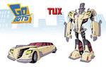 Animated Tux