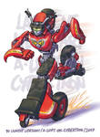 Motorbots-tricycle-Libessart by a-loft-on-cybertron