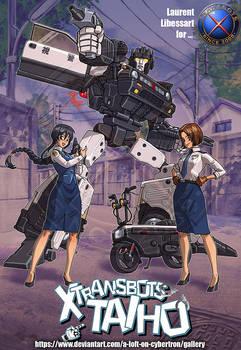Xtransbots-Taiho-Libessart-dev1