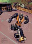race robot