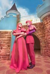 Adventure Time! - Candy Kingdom