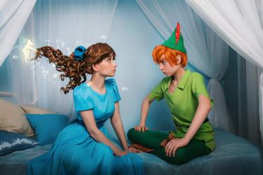 Peter Pan by RinokoCosplay