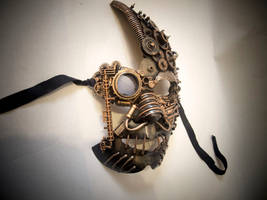 Mask by Artcreativehands