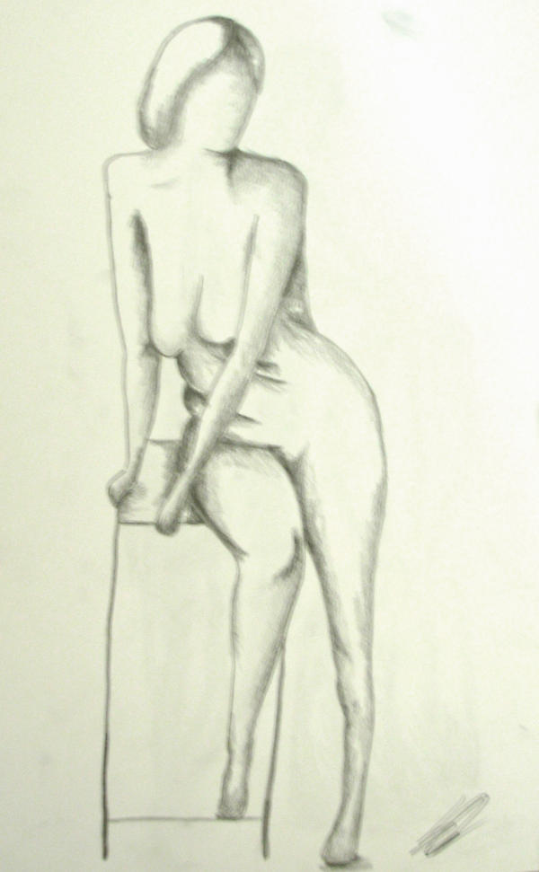 life drawing 2 by riverrain