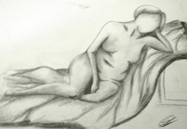 life drawing1 by riverrain