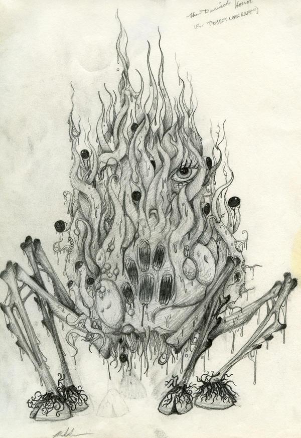 The Dunwich Horror by gub72000