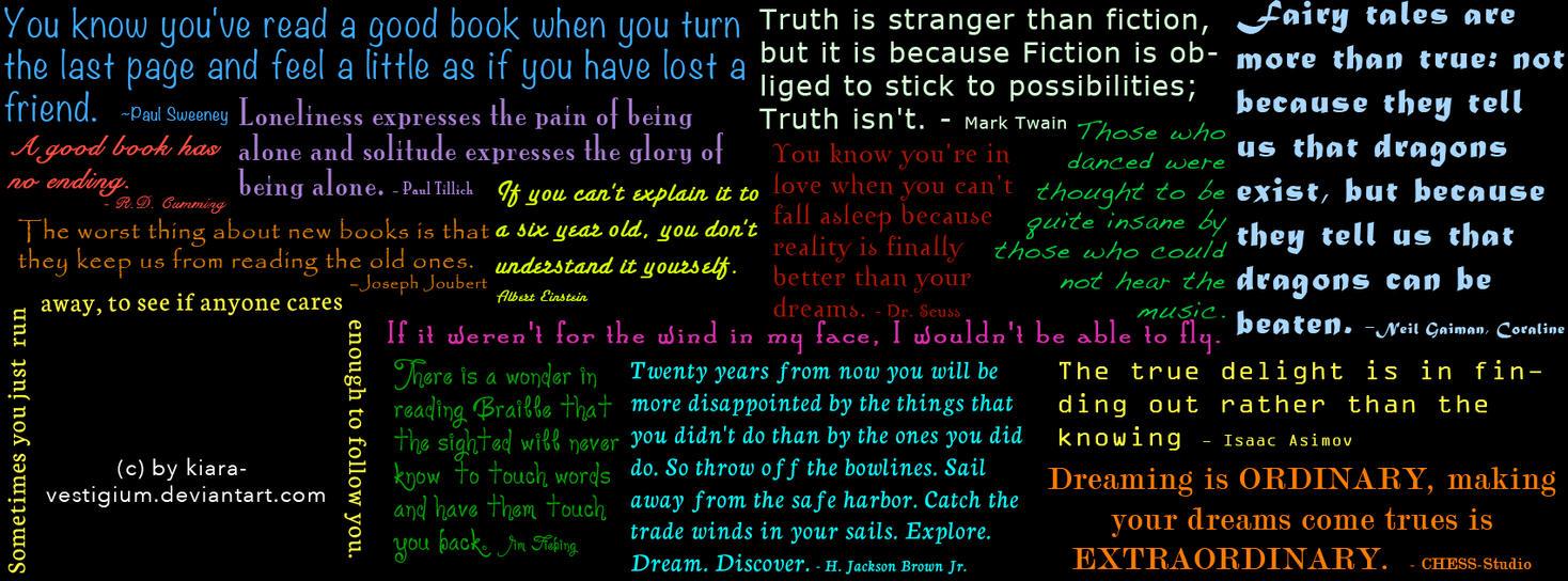 Facebook banner Quotes by Kiara-Vestigium on DeviantArt