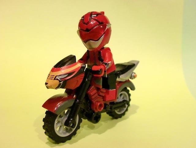 LEGO Tokumeisentai Gobusters by 0yakata