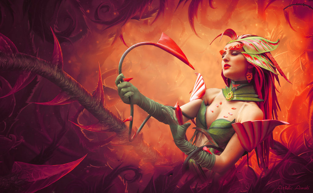 zyra league of - photo #12