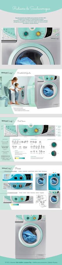 Washing Machine design