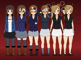 TF Sequence: Waitress by mandihc
