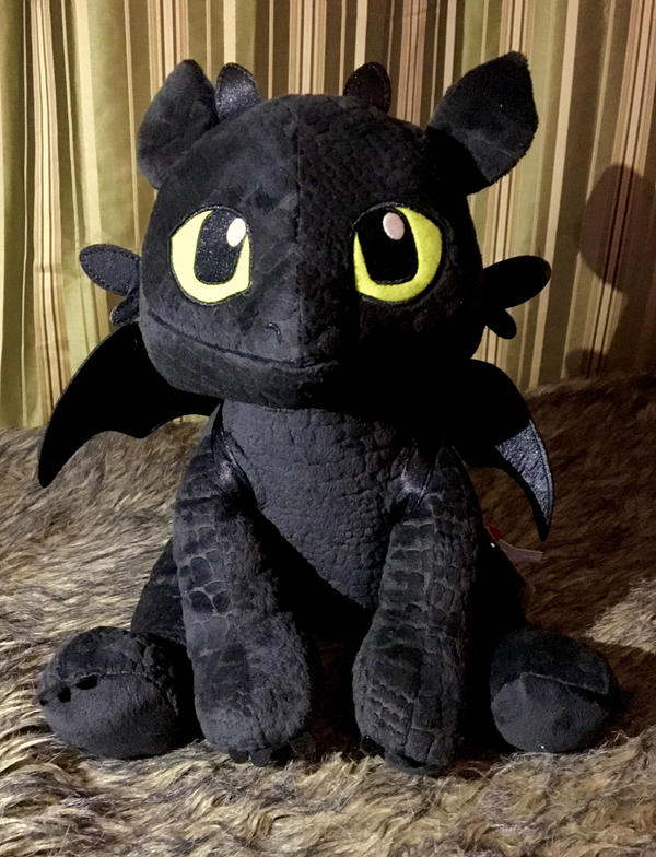 Toothless How To Train Your Dragon Build A Bear