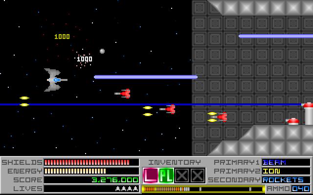 Before PixelShips... by Gemini000