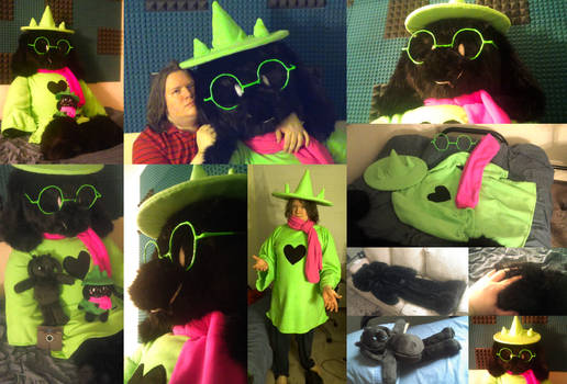 Ralsei the Giant Plushie Prince