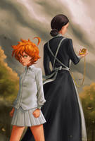 The Promised Neverland by ulawil