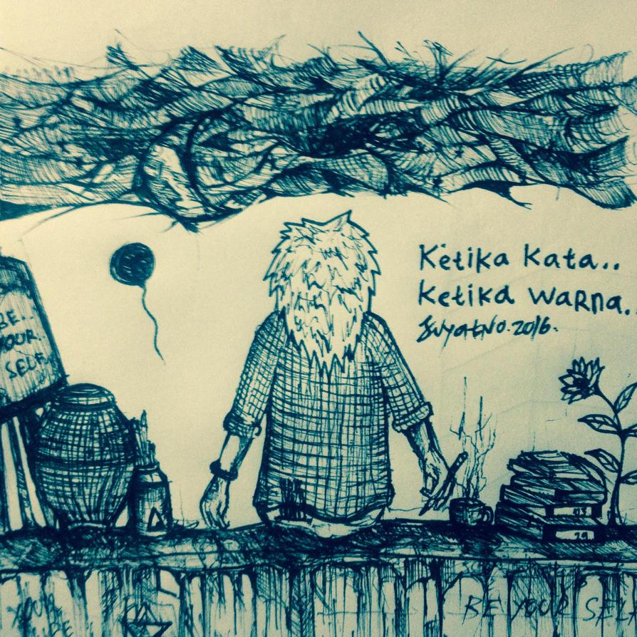 Drawing pen by suyatno