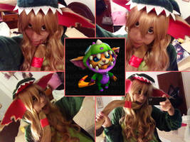 Dino Gnar Cosplay Preview
