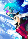 League of Legends Sona and Vayne