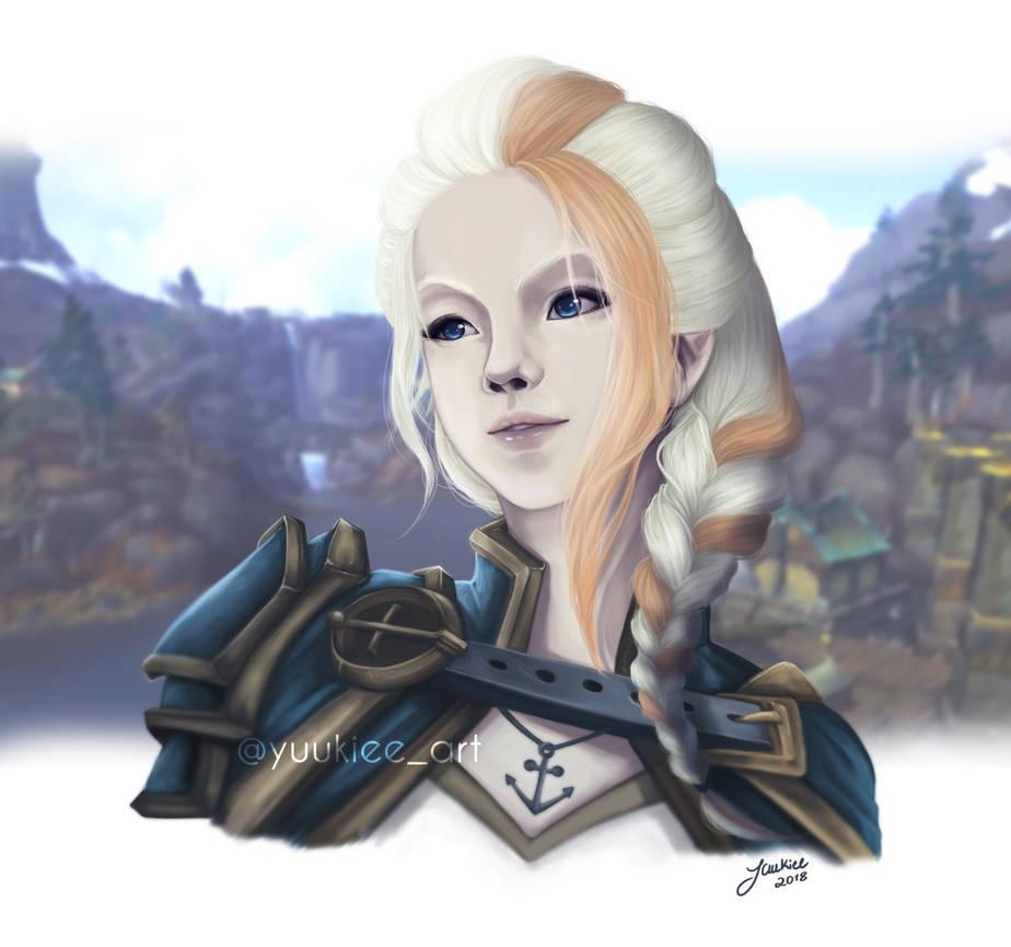 Jaina - World of Warcraft BfA